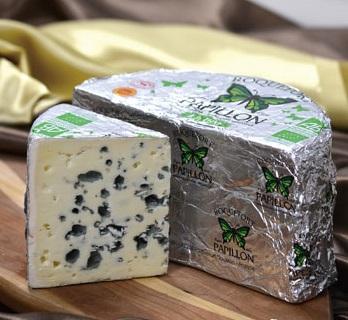 ■Roquefort[ロックフォール] フランス/青カビ/牛