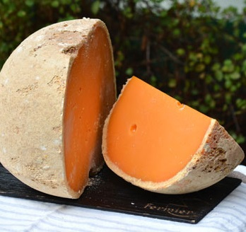 ■Mimolette Extra Vielle [ミモレット エクストラ ヴィエイユ] フランス/ハード/牛