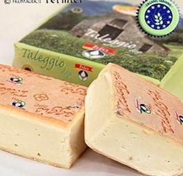 ■Taleggio[タレッジョBIO] イタリア/ウォッシュ/牛