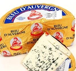 ■Bleu D'auvergne[ブルー・ドーヴェルニュ]フランス/青カビ/牛